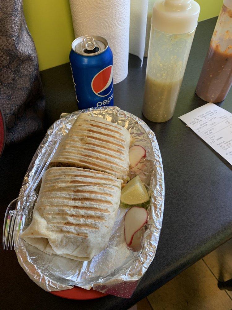 El Taco Loco: 4325 N Sheridan Rd, Peoria, IL