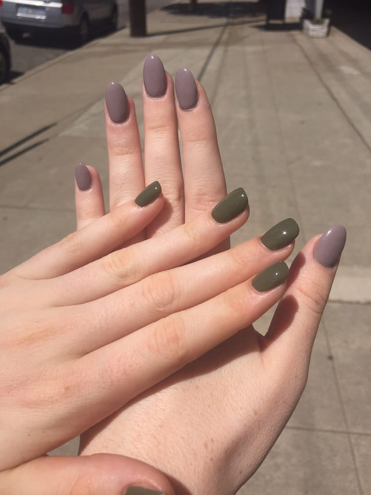 Perfect!! Natural looking acrylics with beautiful color! - Yelp