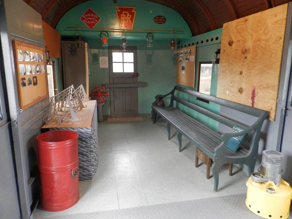 CNY NRHS- Central Square Railroad Museum: 132 Railroad Ave, Central Square, NY