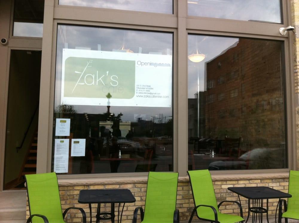 Zak S Cafe Milwaukee Wi