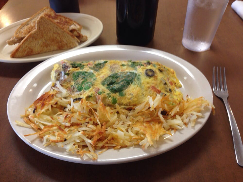 Sunrise Cafe: 1504 S Main St, Kingfisher, OK