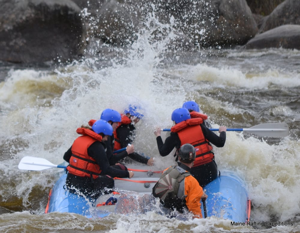 Maine Rafting Expeditions: 973 Central St, Millinocket, ME