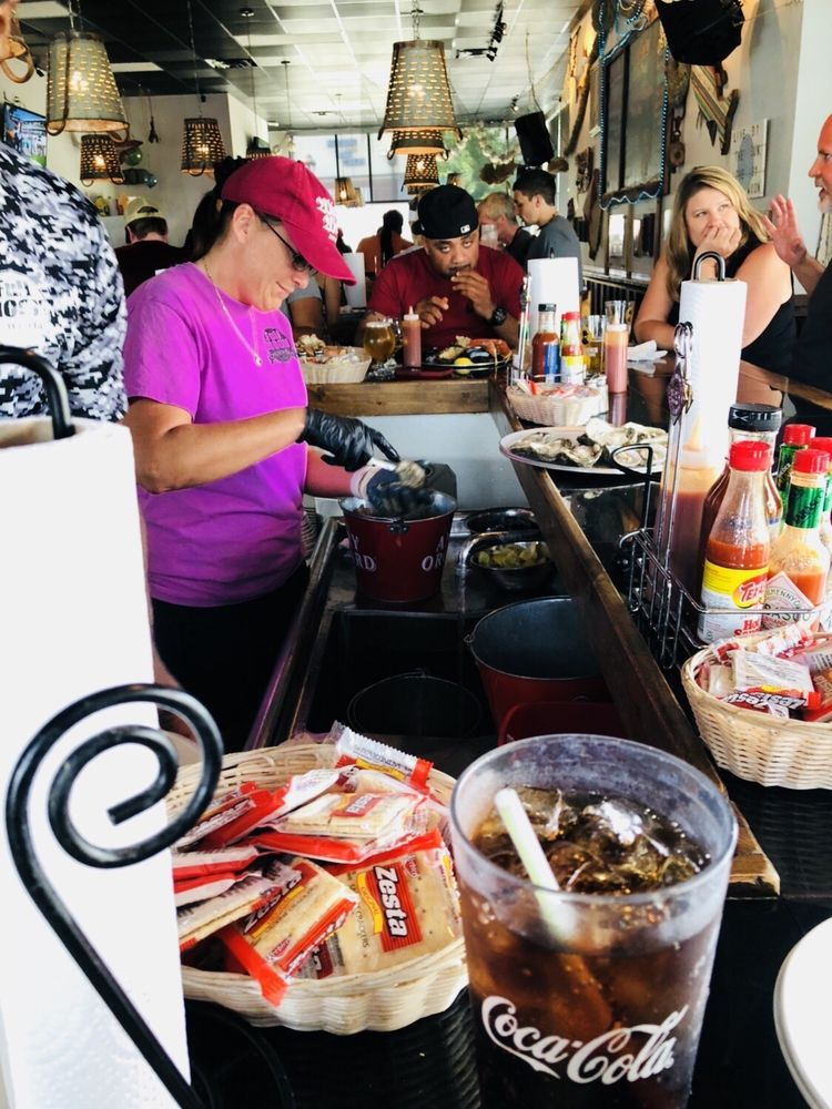 The Full Moon Oyster Bar-Morrisville