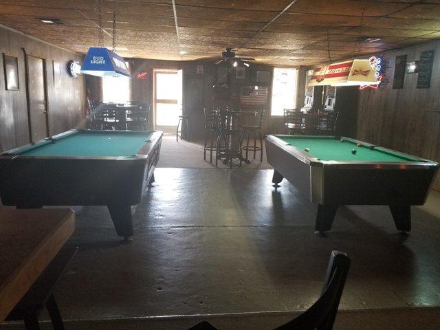 Lou's Rocky Road Tavern: 2ND St, Okemah, OK