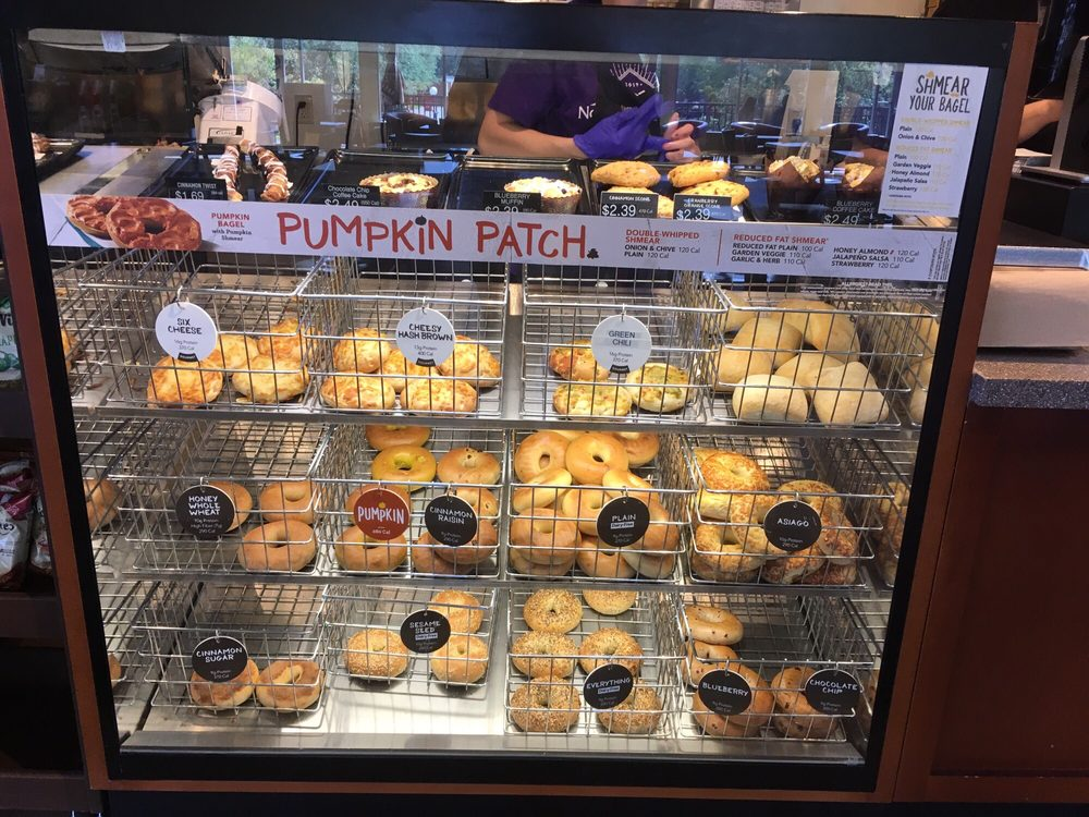 Einstein Bros Bagels: 231 W 6th St, Powell, WY