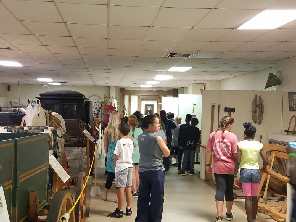 Social Spots from Pioneer Museum of Alabama
