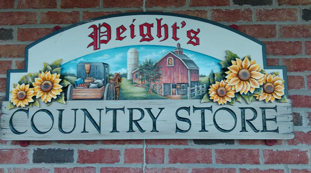 Peight's Country Store: 136 Peights Store Ln, Belleville, PA