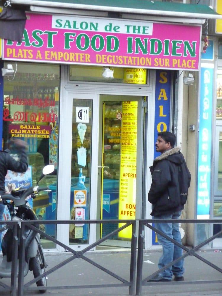Fast food indien takeaway fast food 193 rue fbg st for Salon du fast food
