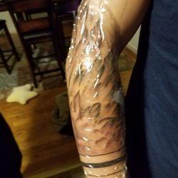 Blind Stag Tattoo - Tattoo - 411 Marine Blvd, Jacksonville, NC ...