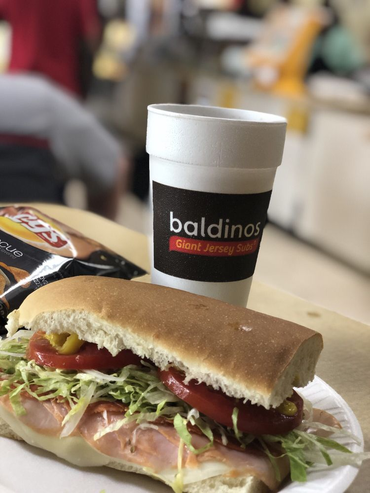 Baldinos Giant Jersey Subs: 5697 Buford Hwy, Doraville, GA