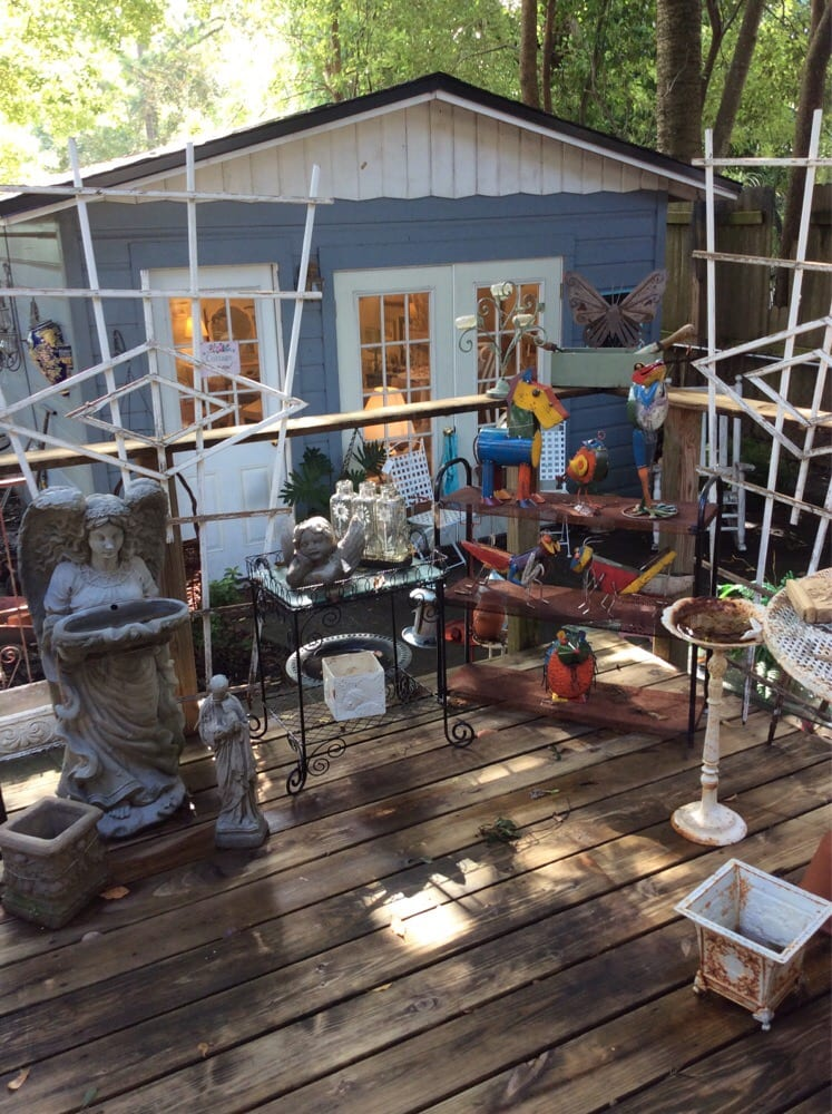 Park Street Antiques: 2219 County Rd 220, Middleburg, FL