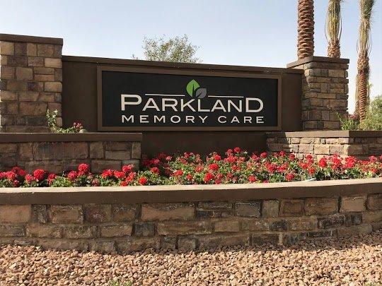 Parkland Memory Care: 3500 S Arizona Ave, Chandler, AZ