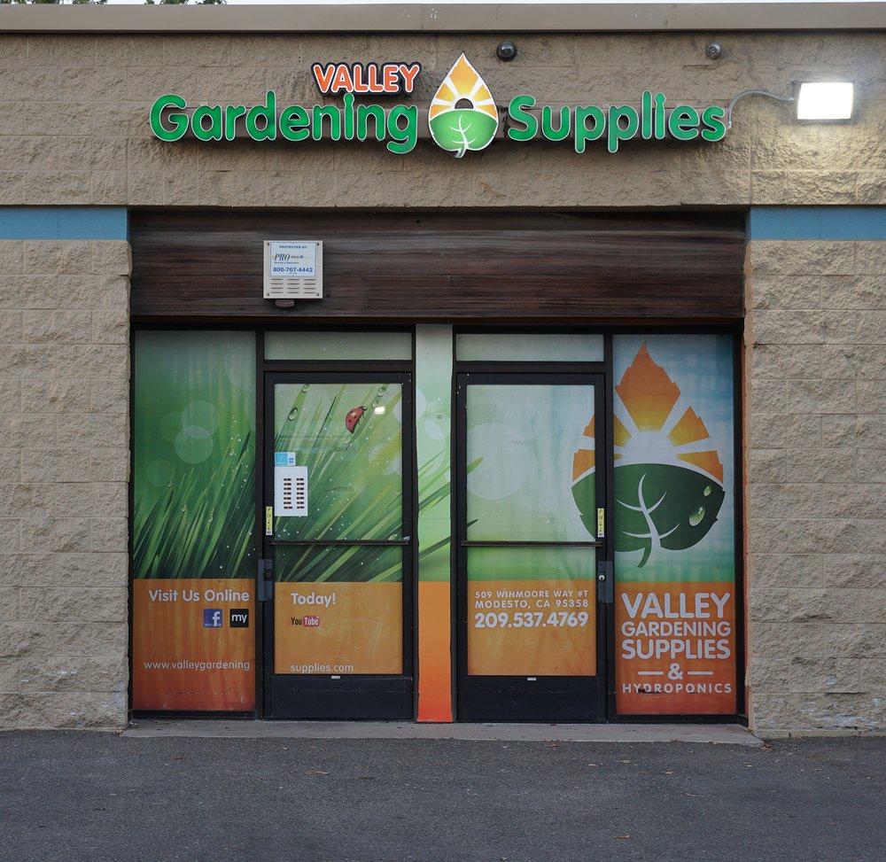 Valley Gardening Supplies: 509 Winmoore Way, Modesto, CA