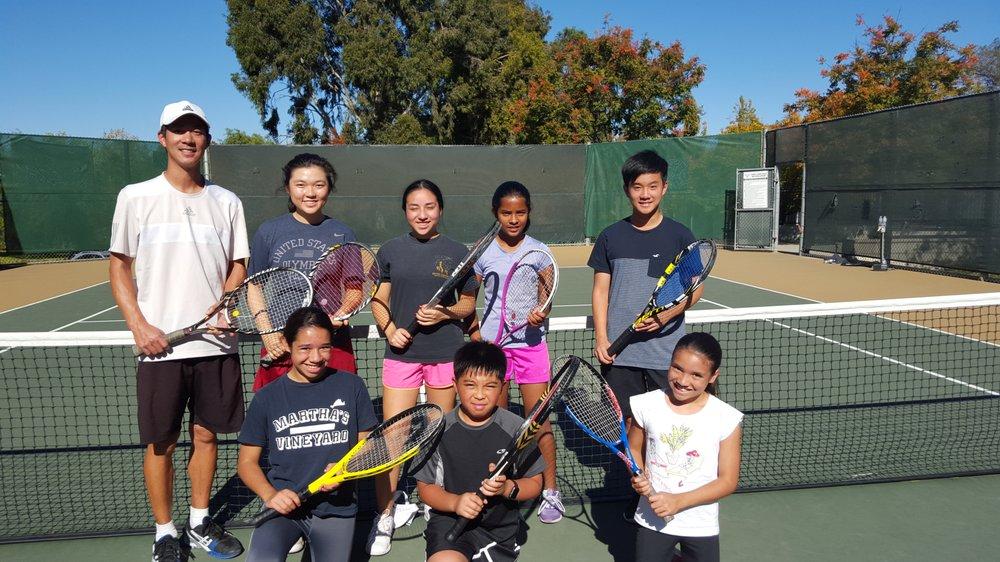 Jason Hsu Tennis Lessons: Rowland Heights, CA