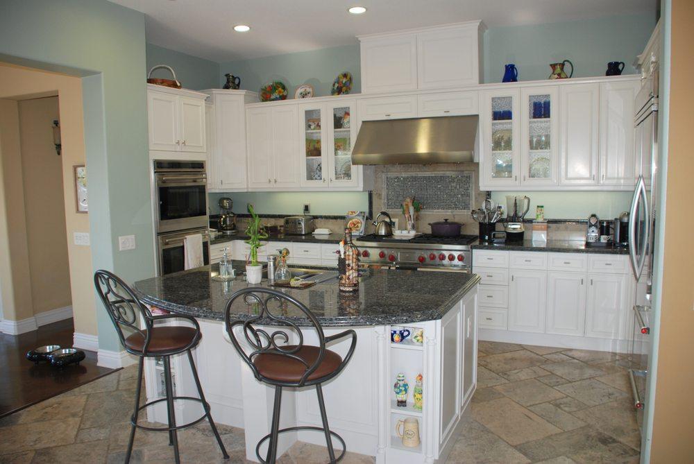 Kitchen Cabinet Painting Oxnard Ca Yelp