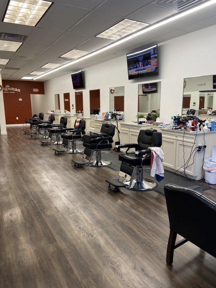 kingsman barber shop: 9 Catoctin Cir SW, Leesburg, VA