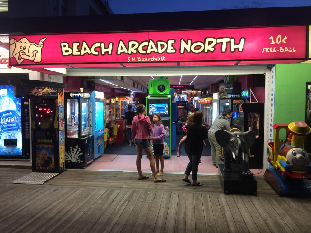 Beach Arcade North
