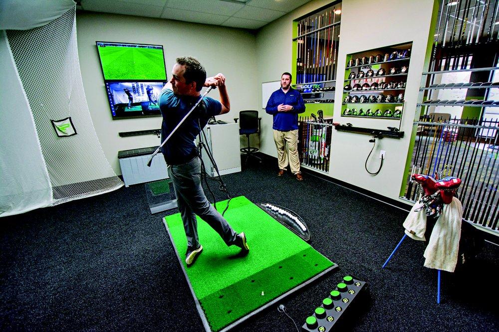 Golftec Herndon: 2437 Centreville Rd, Herndon, VA