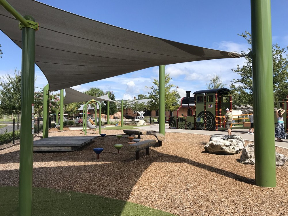 Depot Park: 200 SE Depot Ave, Gainesville, FL