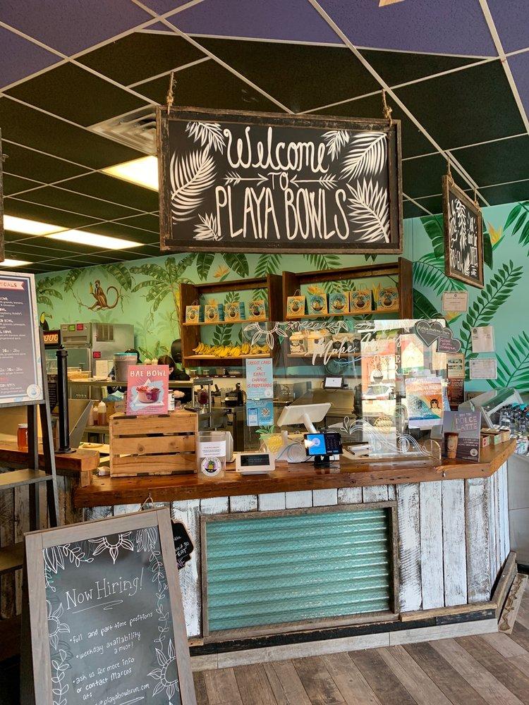Playa Bowls: 455 County Road 520, Marlboro, NJ