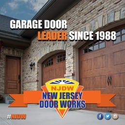 New Jersey Door Works 13 Photos Garage Door Services