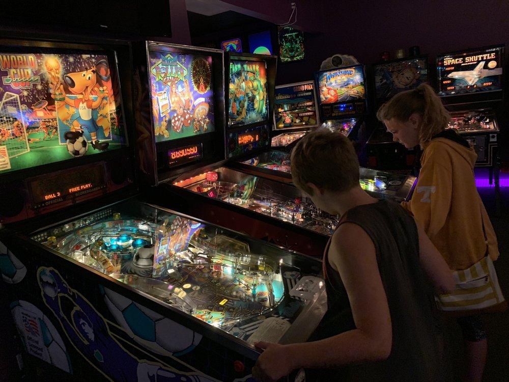 Social Spots from Portal Pinball Arcade