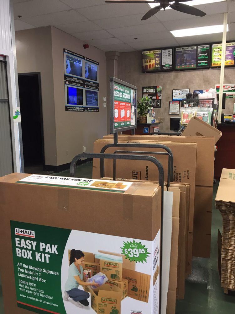 U-Haul Moving & Storage at El Paso Airport