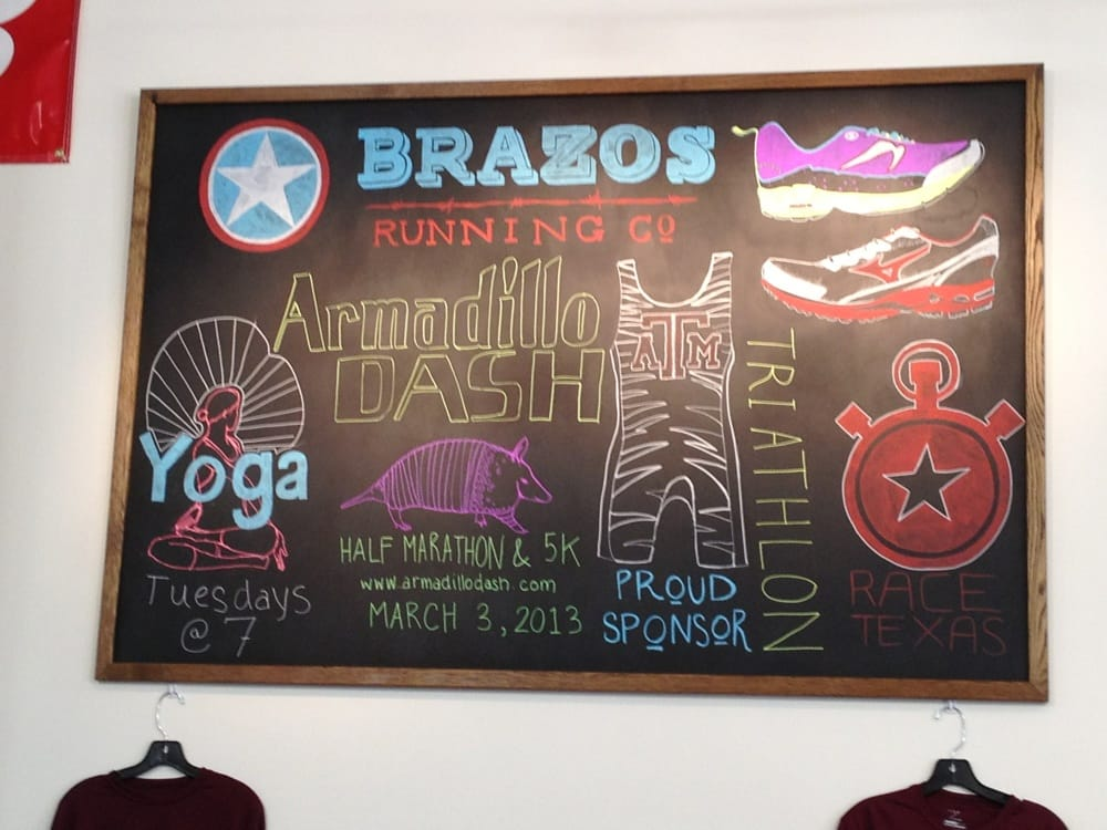 Brazos Running Company: 1717 S Texas Ave S, College Station, TX