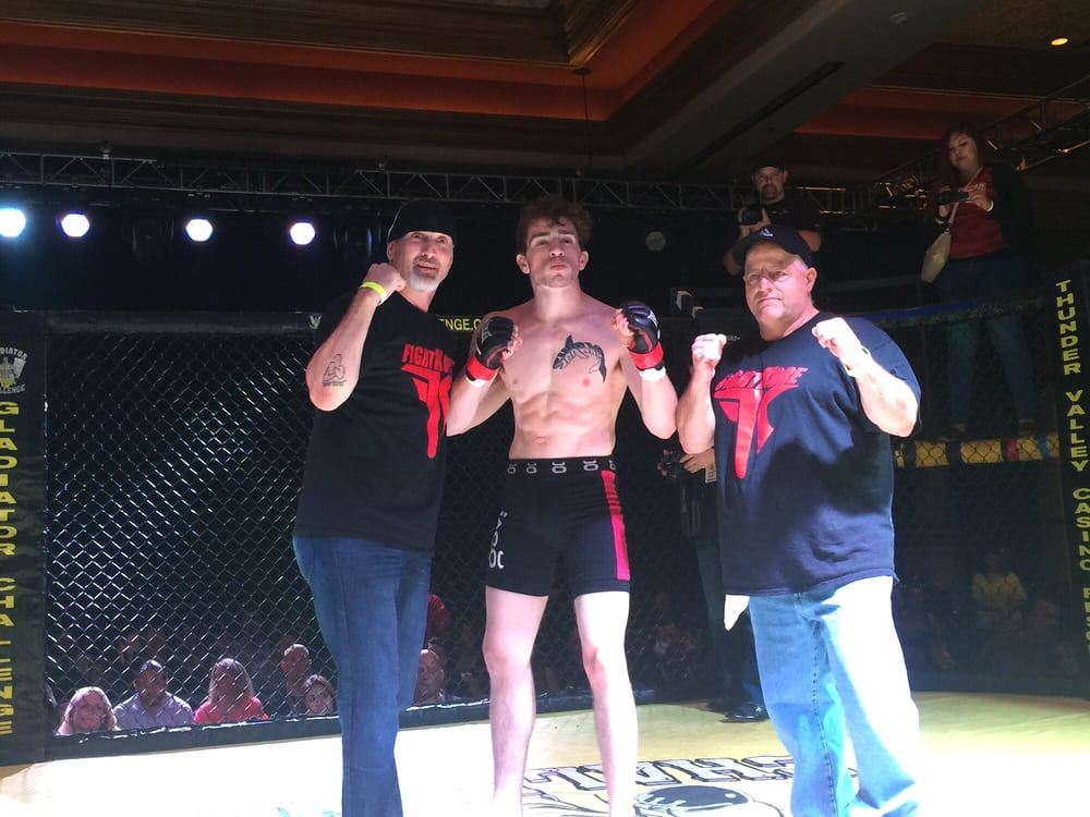 FightKore: 816 Main St, Martinez, CA