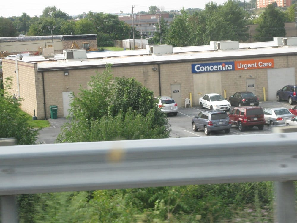 Concentra Urgent Care - 4200 Union Deposit Rd, Harrisburg