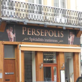Restaurant Iranien Lille Persepolis