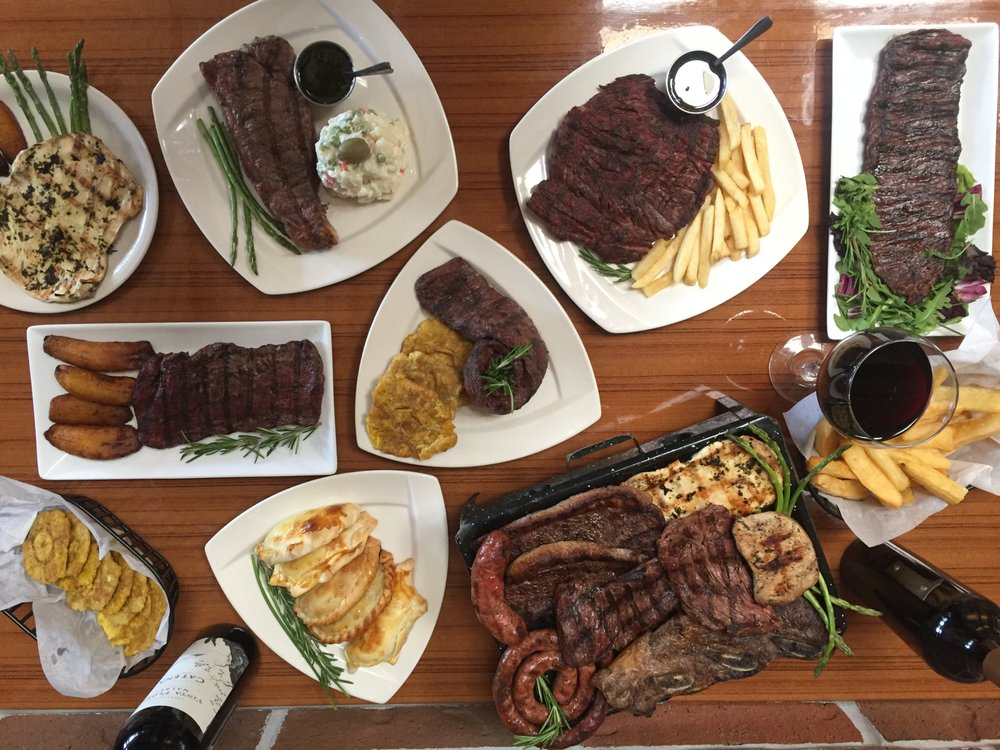Renzo's Steakhouse: 3644 W Kennedy Blvd, Tampa, FL