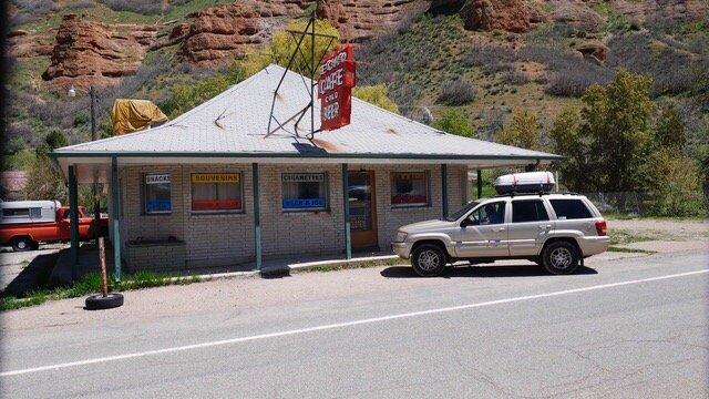 Echo Cafe: 3595 S Echo Rd, Coalville, UT