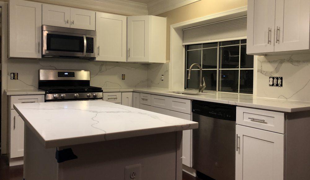 Albamarble Granite: 21760 Beaumeade Cir, Ashburn, VA