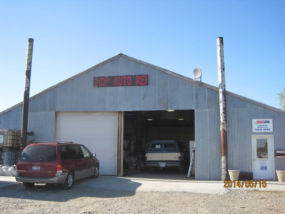 The Pro Shop Total Car Care: 4652 S Hwy 191, Rexburg, ID