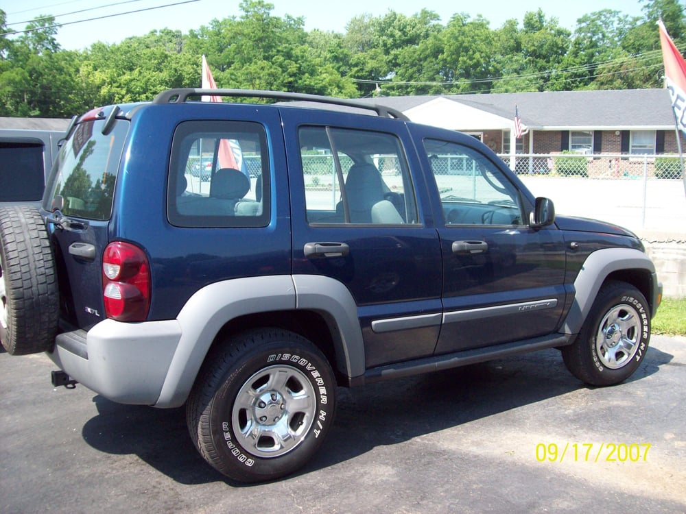 Jessamine Auto Sales: 400 N 2nd St, Nicholasville, KY