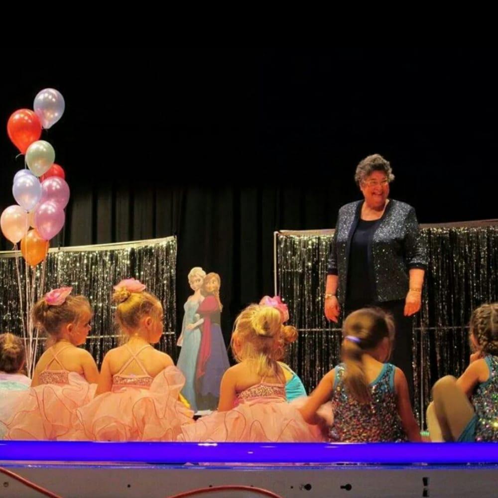 Brandenburg Robin Dance Studio: 221 Harrison Ave, Harrison, OH