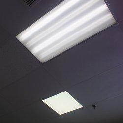 northside lighting. photo of green led - houston, tx, united states. 2x2 panel and northside lighting u