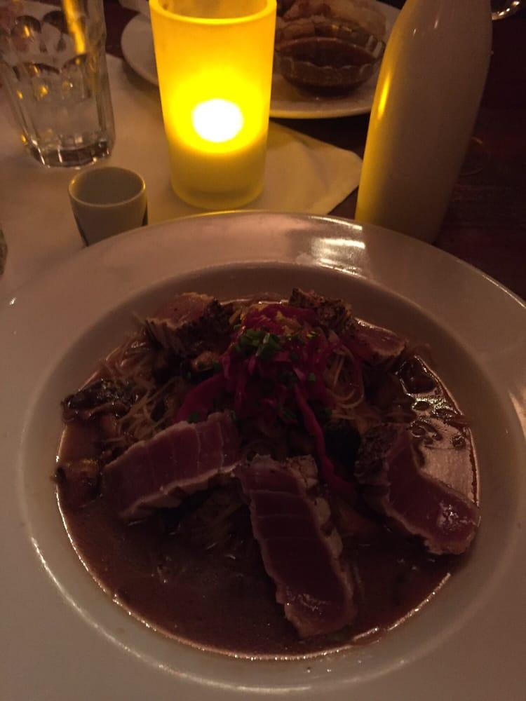 Ahi tuna yelp for Flying fish carmel