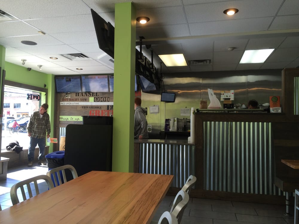 Hansel And Griddle >> Picture of inside - Yelp