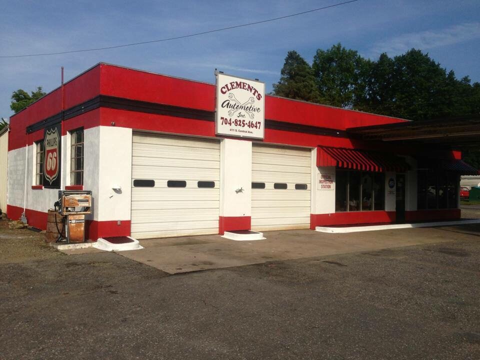 Clements Automotive: 411 S Central Ave, Belmont, NC