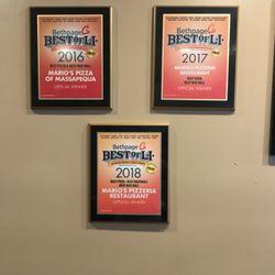 The best 10 salad in west babylon ny last updated september 2018 marios pizzeria massapequa reheart Images