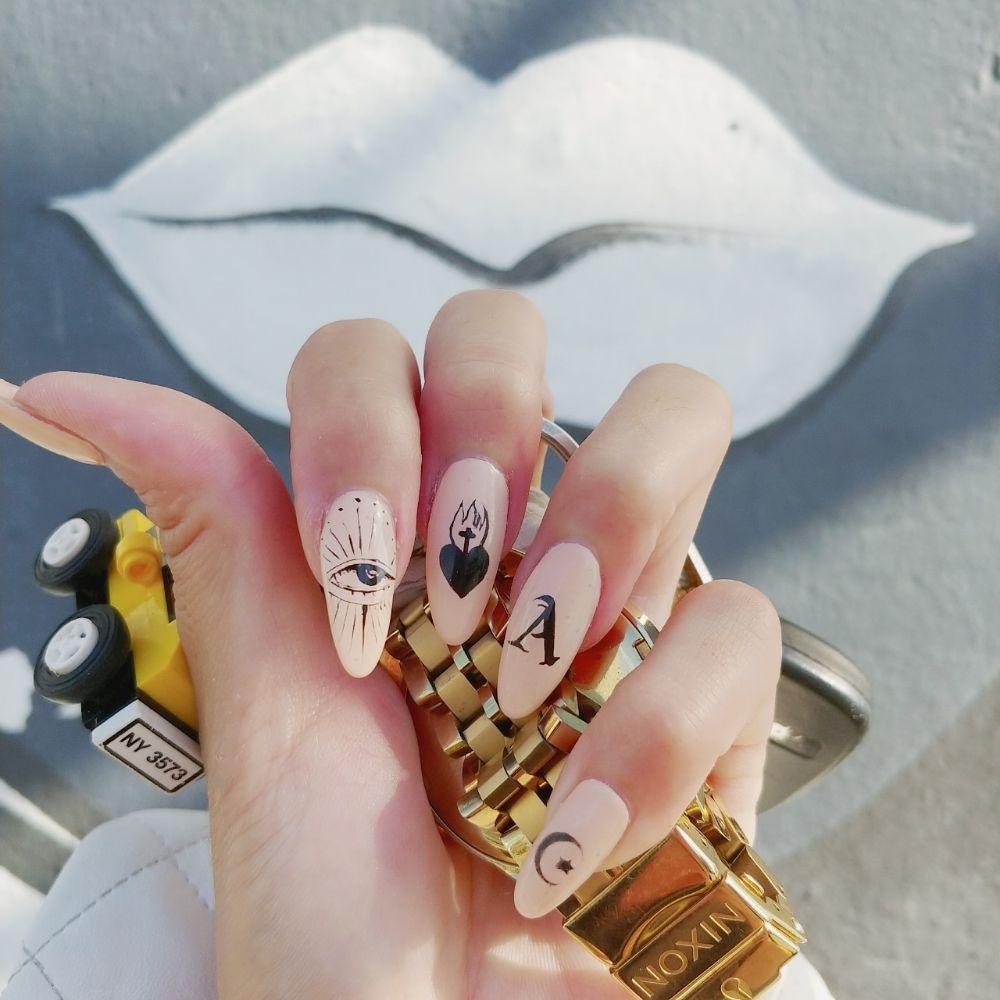 Miami Nail Art Salon Nail Art Japanese Gel Nail Wynwood Nails