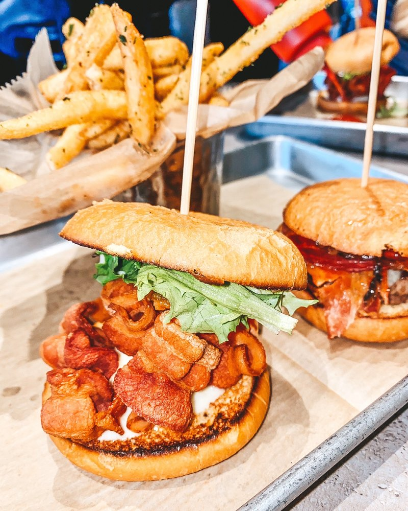 Hangry City Grille and Spirits: 1252 Hill Rd N, Pickerington, OH