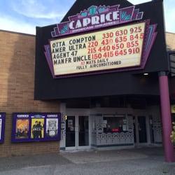 caprice theatre cinema 2381 king george hwy surrey