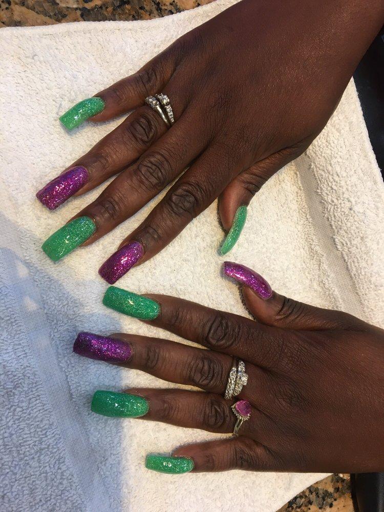 Love New York nails - Yelp