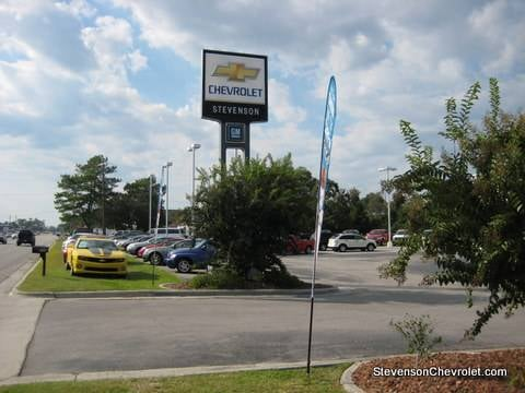 Stevenson Chevrolet 1435 W Corbett Ave Swansboro, NC Car Service   MapQuest