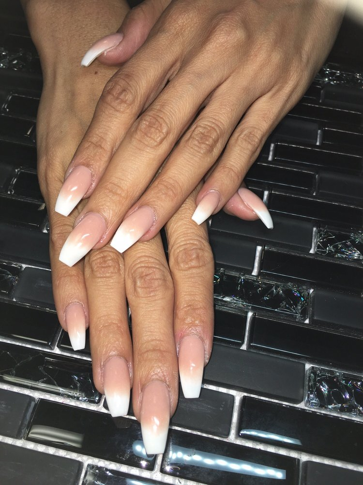 Sex Nude And White Nails HD