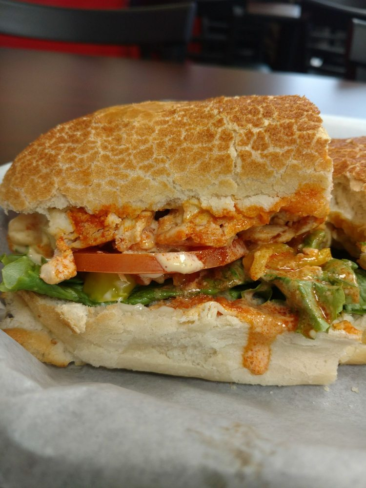 The Sandwich Spot: 7500 Elsie Ave, Sacramento, CA