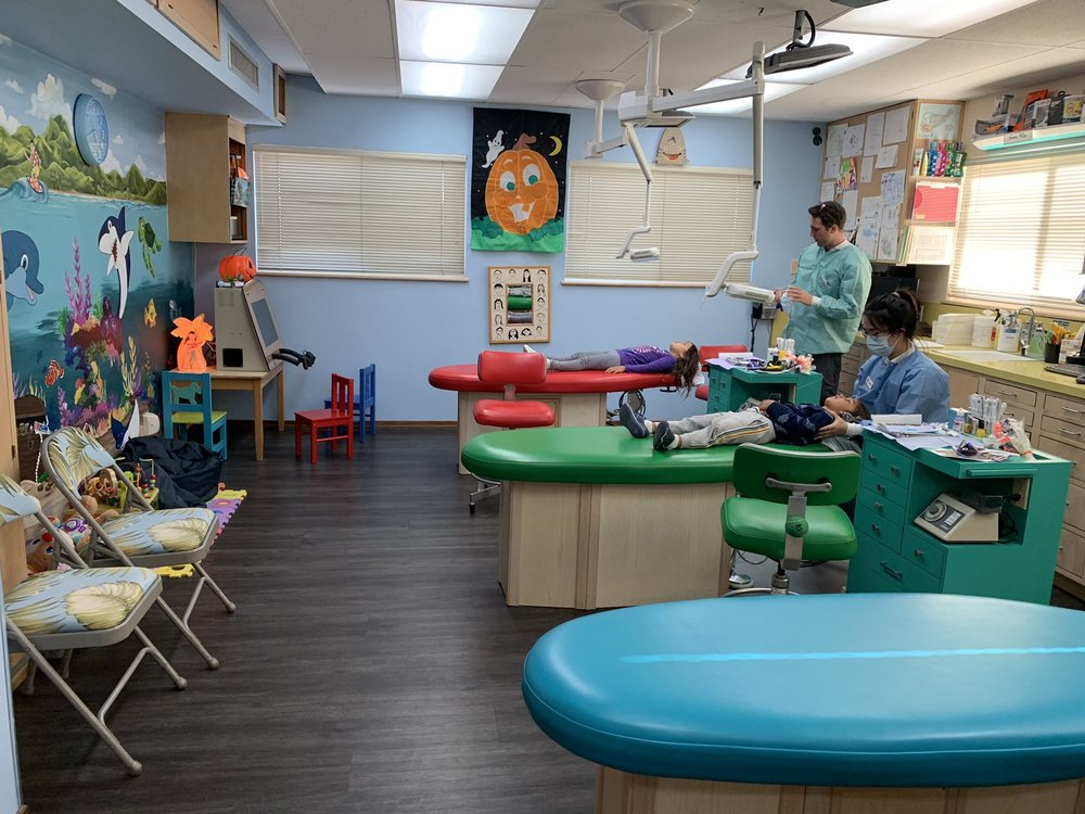 Children's Dentistry: 7001 Stockton Ave, El Cerrito, CA